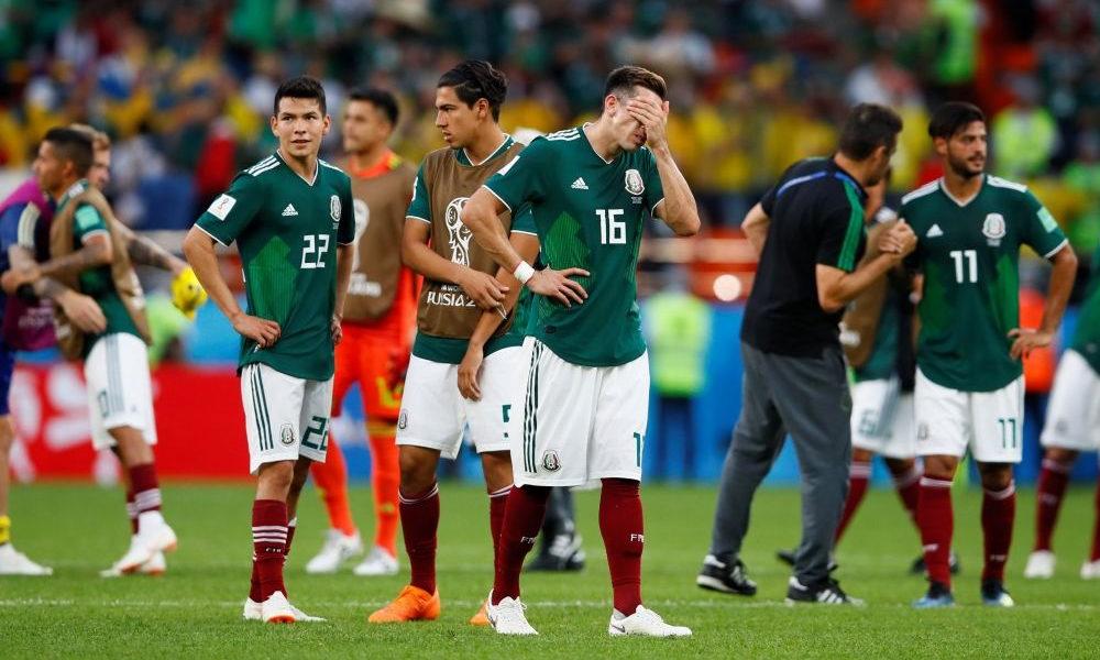 Resultado de imagen para selección mexicana rusia 2018