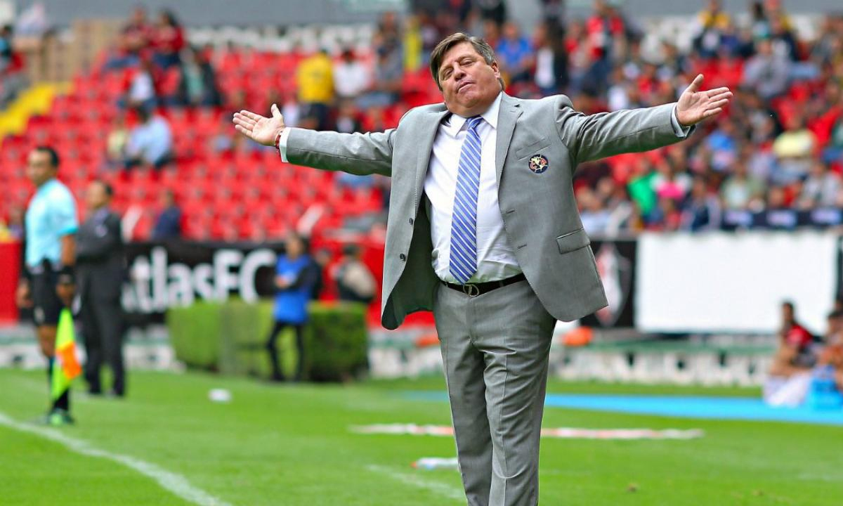 Miguel Herrera es buscado por el Atlanta United